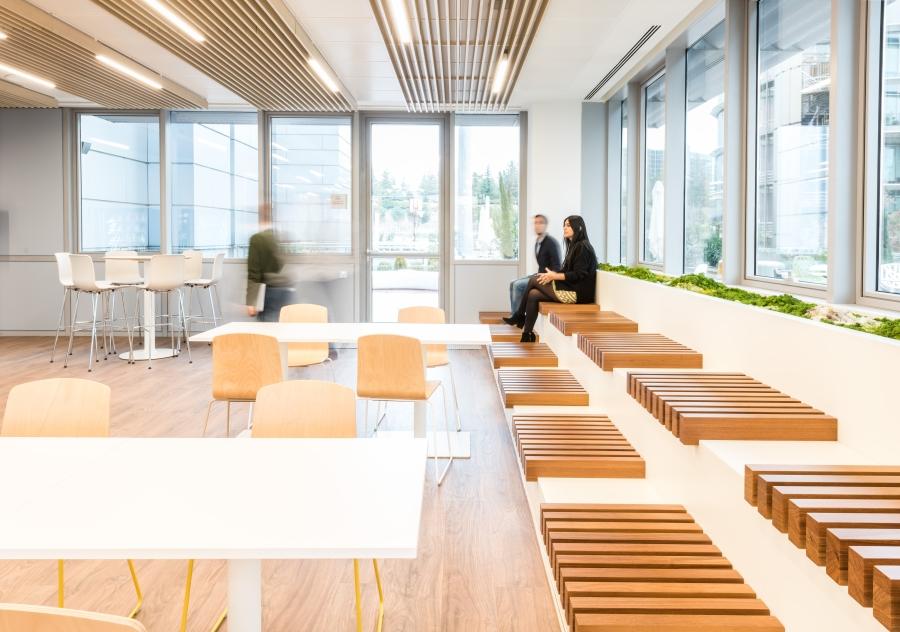 La oficina flexible, mucho más que un cambio del espacio