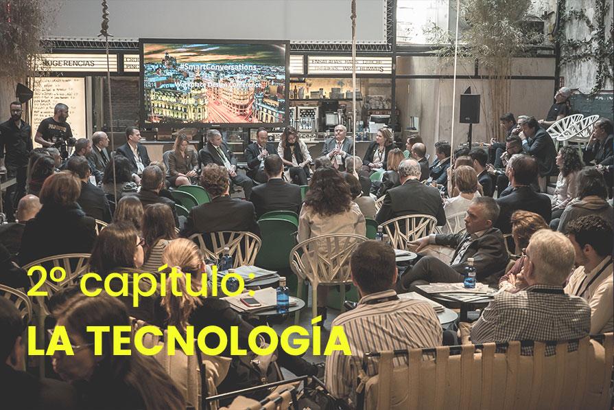 Capítulo 2: La tecnología