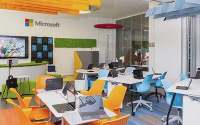 Microsoft EduLab, el aula del futuro