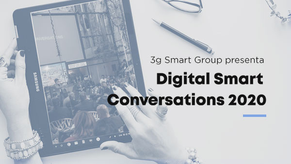 3g Smart Group lanza las Digital Smart Conversations 2020