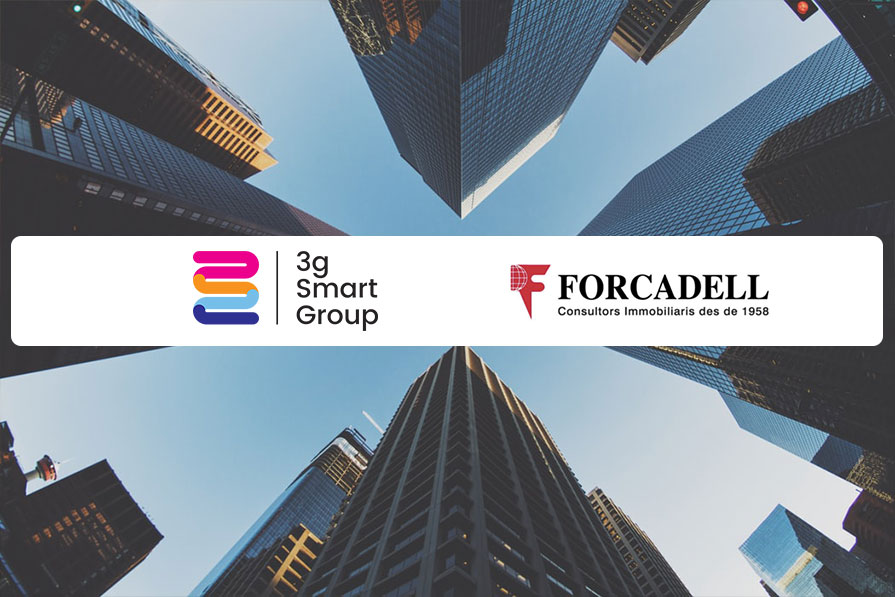 3g Smart Group y FORCADELL se asocian en Cataluña