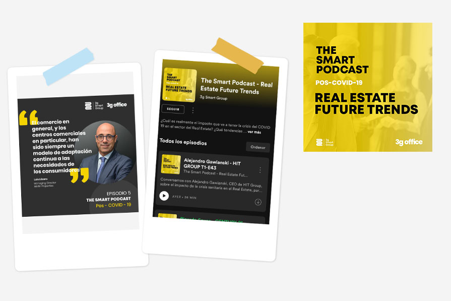 The Smart Podcast, 2º temporada: Real Estate